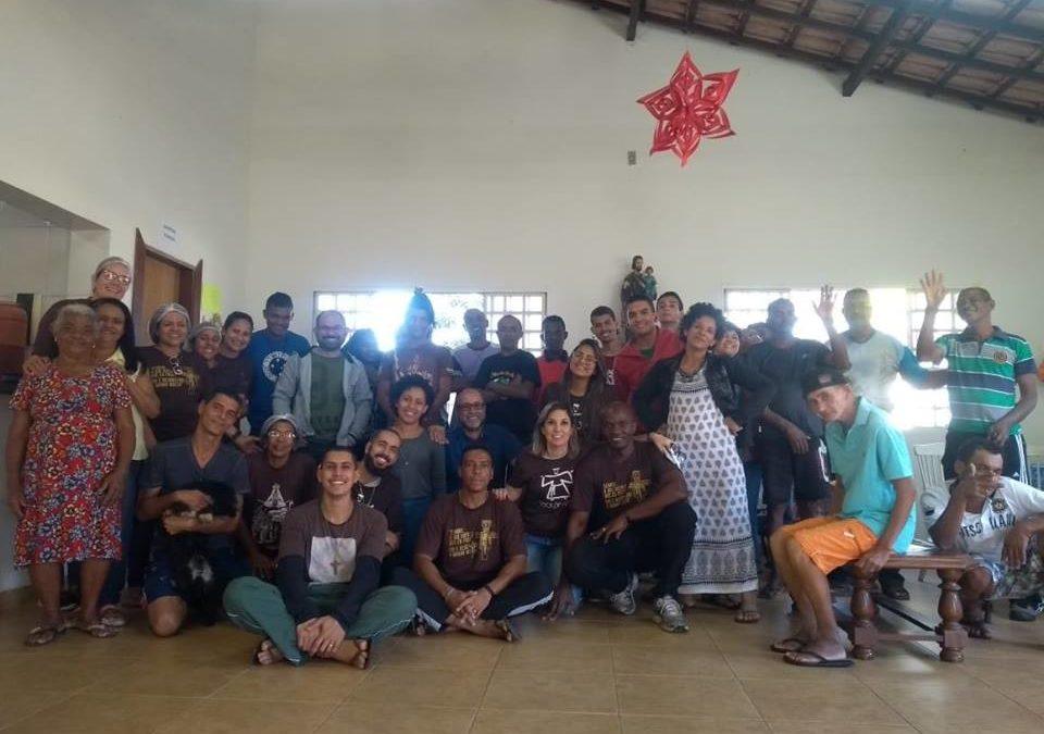 Chácara Jesus Sacramentado Nosso Deus Amado (Leigos) – Minas Gerais